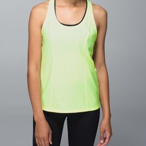lululemon Lighten Up Singlet